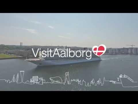 Visit Aalborg - Cruise Aalborg Denmark - 2016