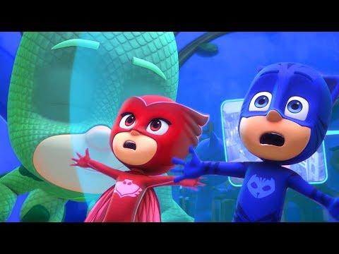 PJ Masks Super Pigiamini Geco Extralarge! | Compilation Bambini 2018 | Cartoni Animati