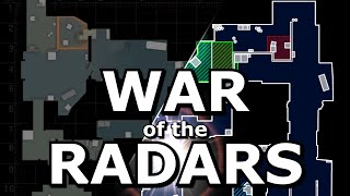 CS:GO - War of the Radars