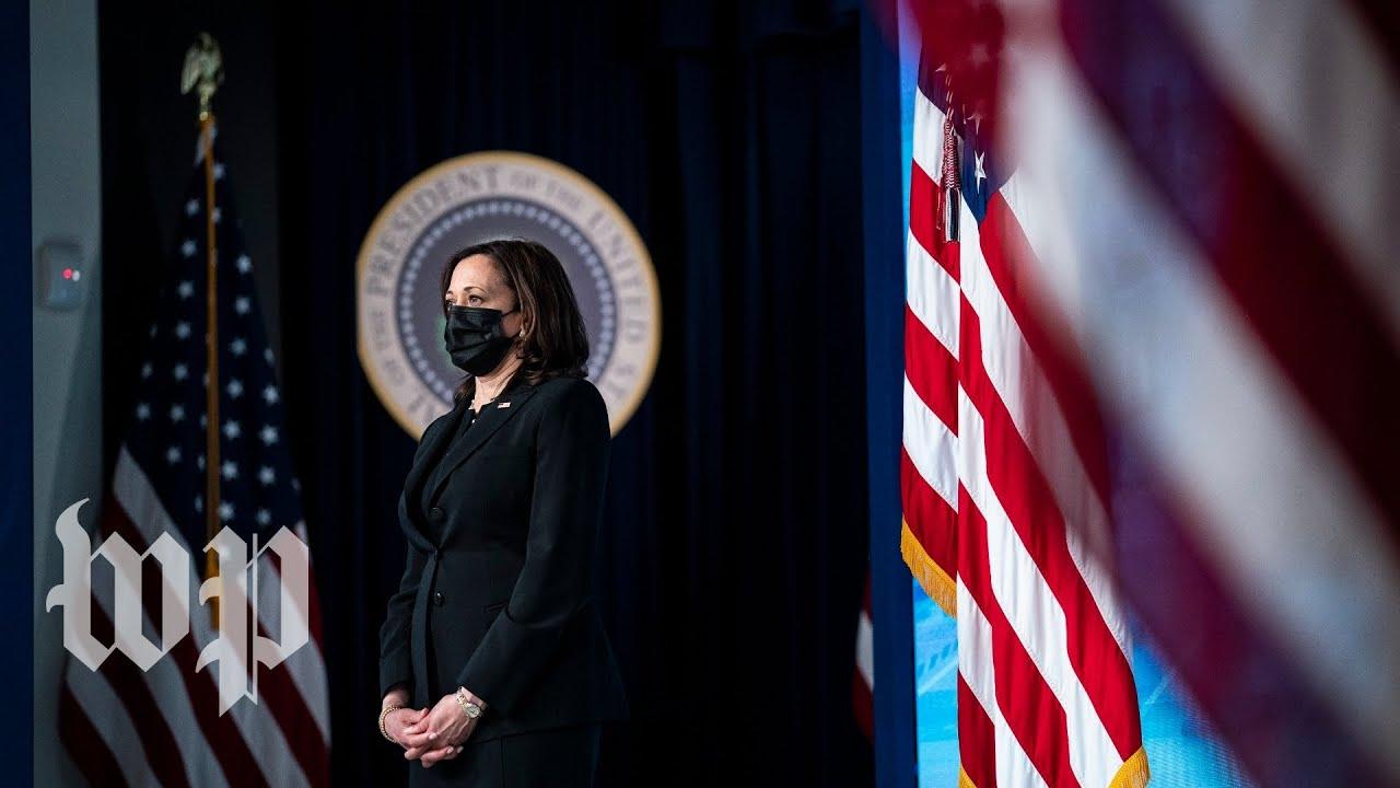 How Kamala Harris is approaching her historic vice presidency