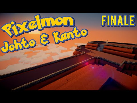 Atop Mt. Silver - Pixelmon Johto and Kanto Minecraft Map Finale