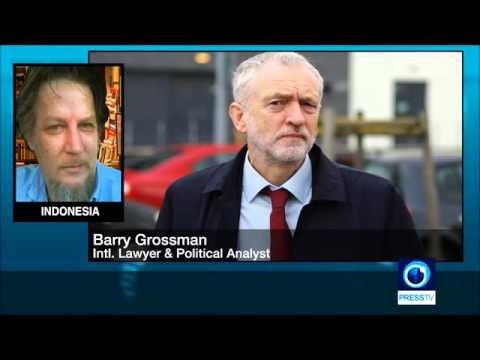 Press TV - UK Witch Hunt For Anti Semites Exposes Zionist Influence