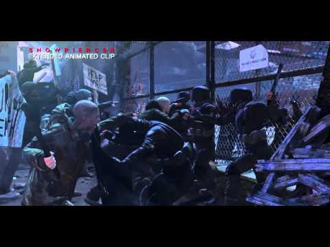 Bong Joon-ho's Snowpiercer (2013) - Animated Prequel