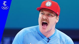 Curling | USA v Sweden | Men's Gold Medal Game Highlights | Pyeongchang 2018 | Eurosport