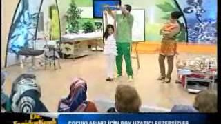 Dr. Feridun Kunak Show 20 Temmuz B1(Çocuklarınızın Boylarını Uzatmak için Egzersizler)