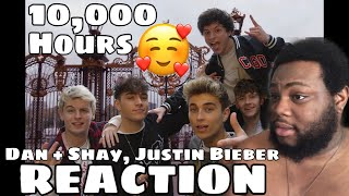 Gambar cover ‪Dan + Shay, Justin Bieber - 10,000 Hours | REACTION ‬