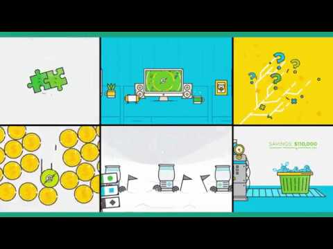 Professional Motion Graphic And Flat Design Tutorial in After Effects thumbnail