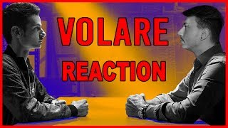 REACTION | FABIO ROVAZZI (FEAT. GIANNI MORANDI) VOLARE