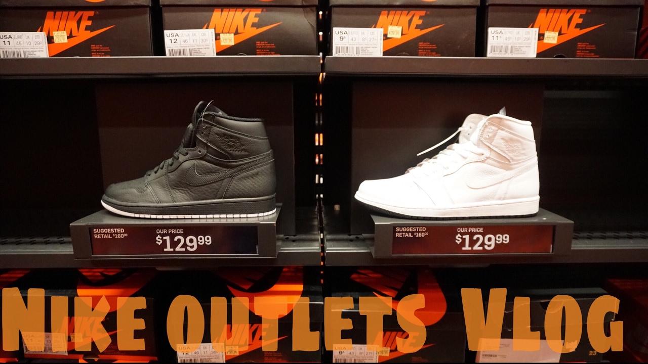 edd3dee05c7f Nike Outlets Vlog Orlando