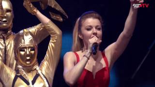 ЮЛИАННА КАРАУЛОВА - ВНЕОРБИТНЫЕ / HOT&TOP / EUROPA PLUS TV