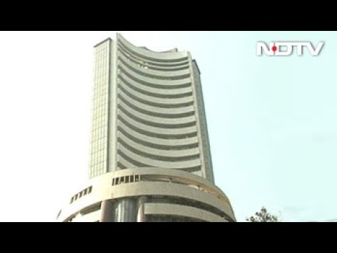 Sensex Trades Lower Amid Caution Over Gujarat Assembly Elections