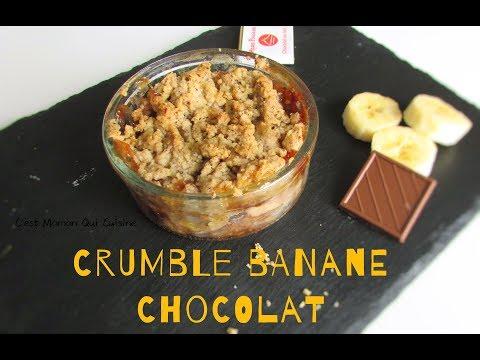 le-crumble-banane/chocolat-:-un-dessert-réconfortant-,facile-et-rapide