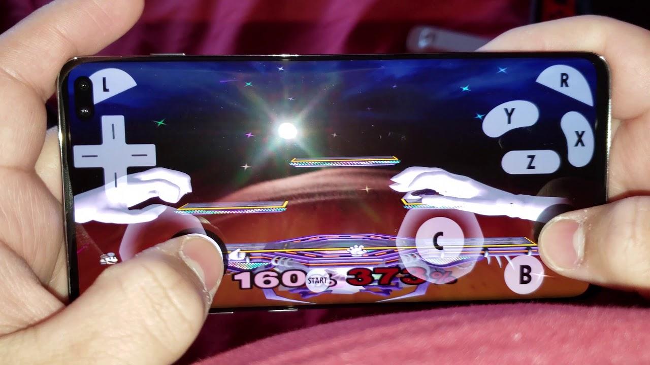 Emulators on the Galaxy S10 Plus!