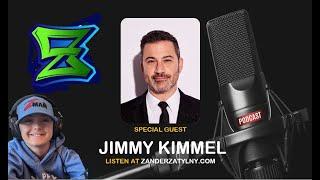 Zander's Podcast   Episode 14 with Jimmy Kimmel