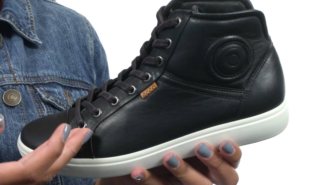 Soft VII High-Top Sneakers