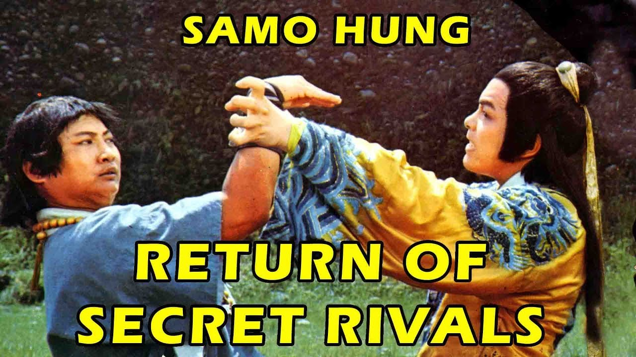 Download Wu Tang Collection - SAMO HUNG in RETURN OF SECRET RIVALS