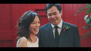 Simon & Anthea wedding film @ Edinbugh