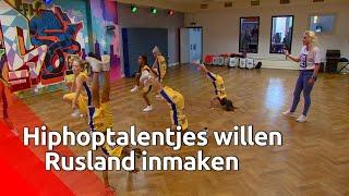 Jonge dansers uit Bergen op Zoom maken kans op wereldtitel streetdance