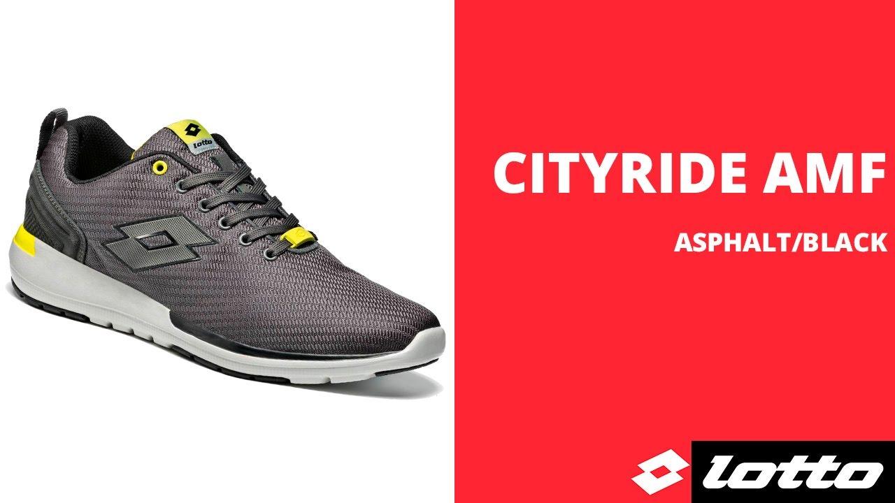 4b5da16334a4 Мужские кроссовки Lotto CITYRIDE AMF (S4651) - YouTube