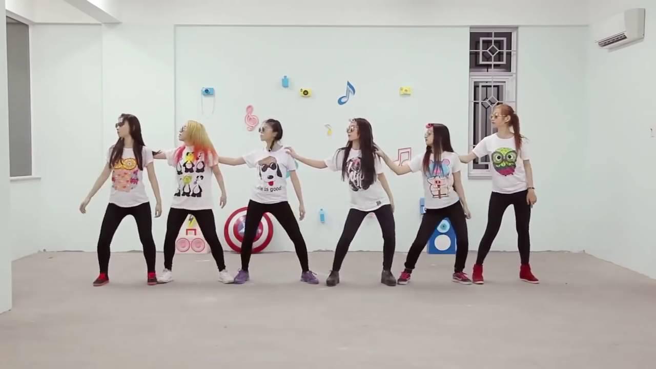 Dạy nhảy bài Vũ Điệu Con Kẹc – Funny Dance Thái Lan