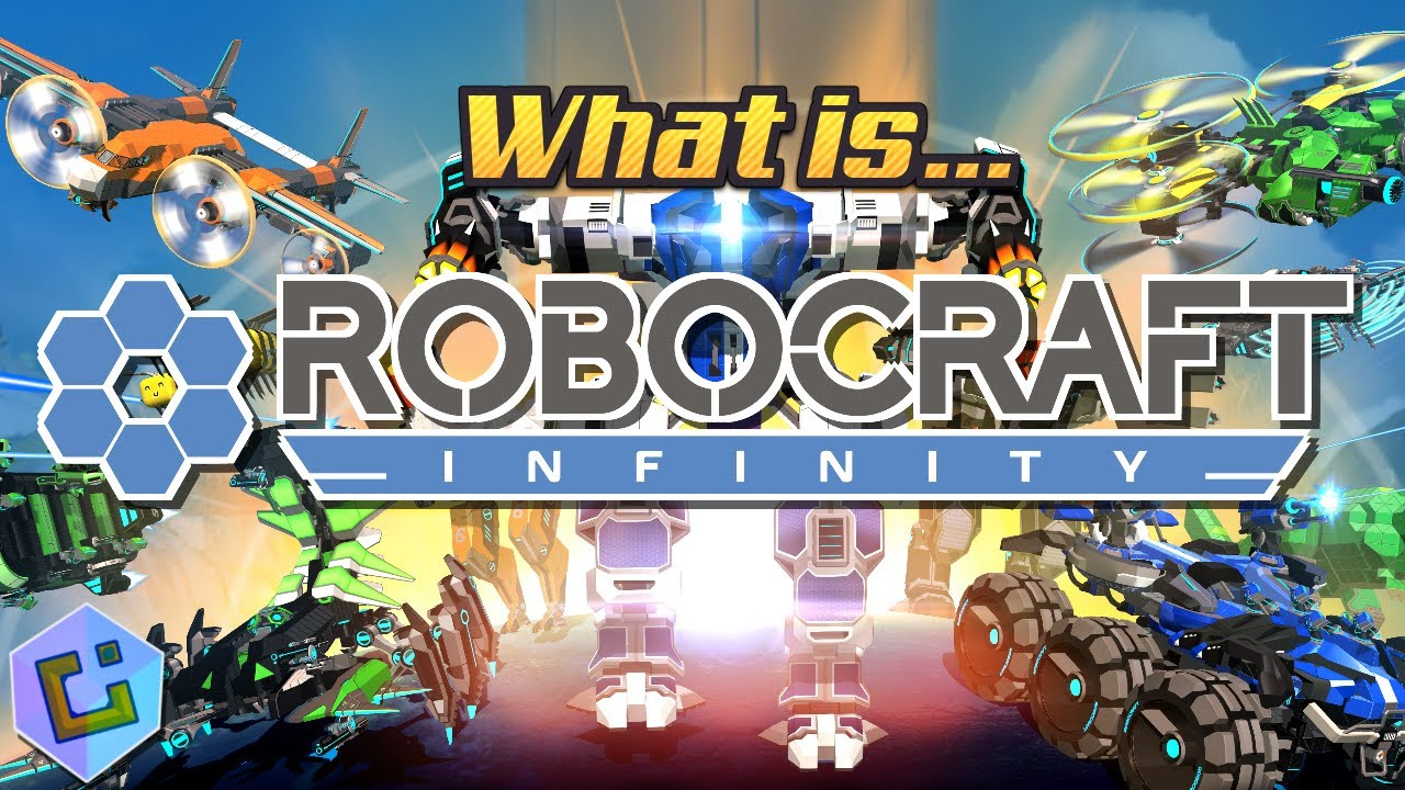 What is Robocraft Infinity!?!? - YouTube