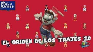 El origen de los trajes 10 | Super Mario Odyssey