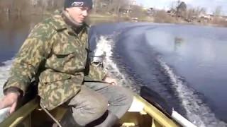 видео Лодочный мотор Нептун 25