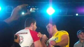 genadi kvikvinia vs vasil dautashvili georgian nationals 2013