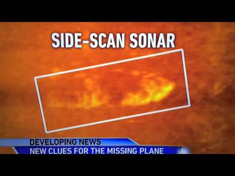 AIRASIA 8501 NEW SONAR IMAGES | MISSING AIRASIA PLANE FOUND