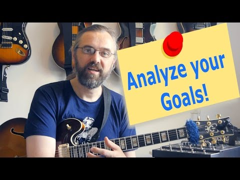 Why you are not learning new skills on guitar