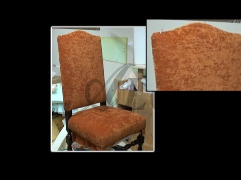 HOW TO UPHOLSTER