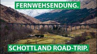 GLENFINNAN VIADUKT: Die berühmte Harry-Potter-Brücke - Schottland Road-Trip 2018 (1)