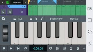 N Track Studio 8 Review Android App Recording Music & Audio