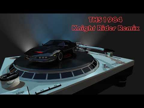 Knight Rider Theme Remix