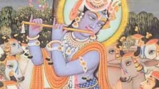 Krishna song, Govinda Damodara Madhaveti!