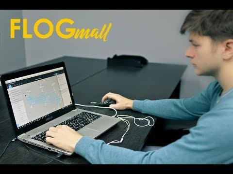 ICO FLOGmall Международная E Commerce площадка для продавцов и покупателей за криптовалюту