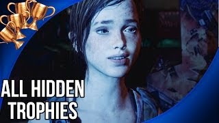The Last of Us: Left Behind - All Hidden Trophies guide (Skillz, nobody's perfect, angel knives) | AFGuidesHD