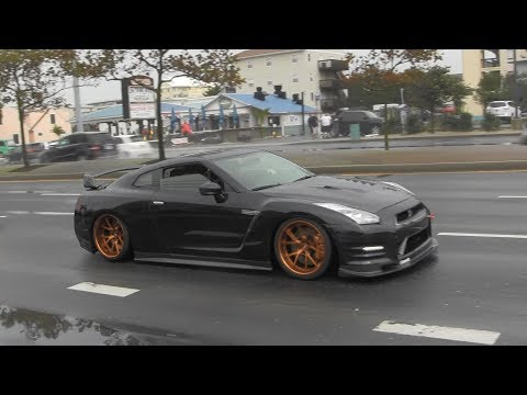 Ocean City H20 International 2016 – Nissan GTR R35 – Lotus Exige – Mazda RX7 & MORE!