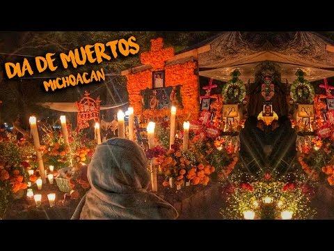 DÍA DE MUERTOS En Michoacán / Donde Se Inspiró COCO / Rossana Najera
