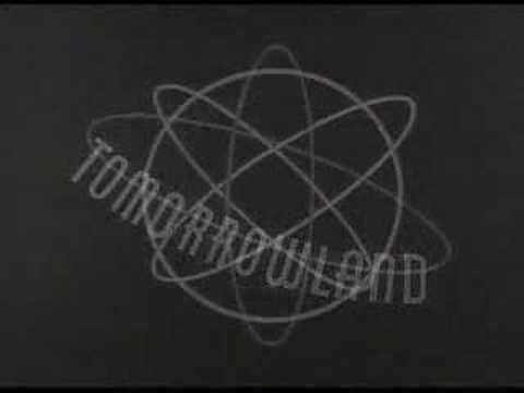 Tomorrowland Walt Disney S Vision Of The Future Youtube