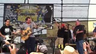 Los Lobos 2014-06-14 Straight A