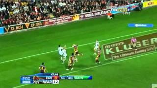NRL 2011 Round 22 Highlights: Broncos V Warriors