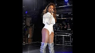 Alexandra Burke delivers an electric performance at G A Y