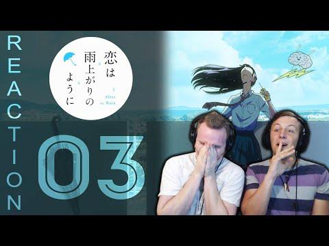 SOS Bros React - After The Rain Episode 3 - An Important Talk