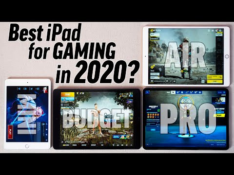 Which IPad Should You Buy For GAMING In 2020?