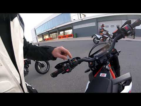 KTM  Dash tour