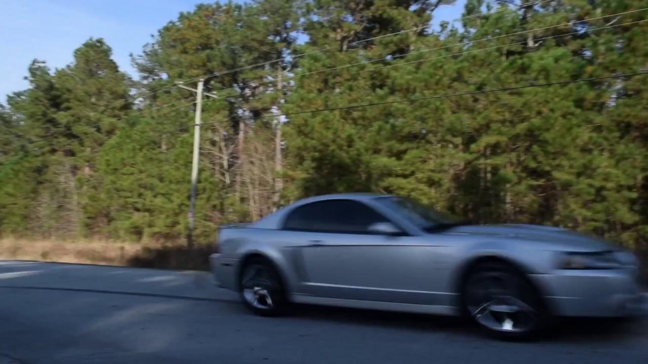2004 Mustang Terminator 1/4 Mile