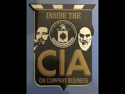 Inside The CIA - On Company Business (1980) [COMPLETE] HD