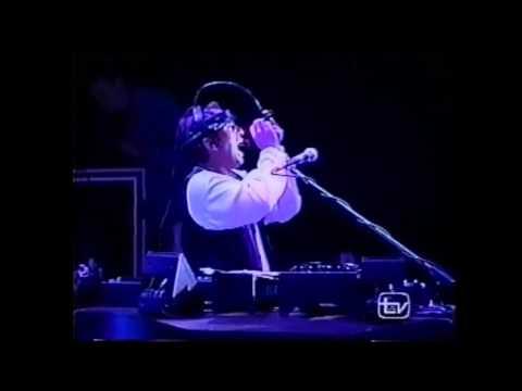 Peter Gabriel - Santiago, Chile 1993
