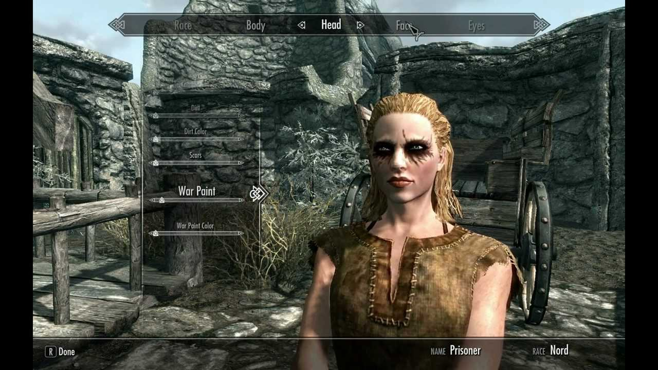 How To Select Faces Paint